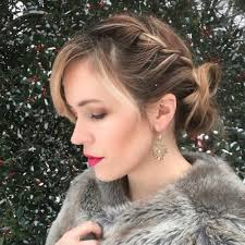 hairstyles to cover ears 29 breathtaking loose updos that are trendy for 2018