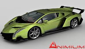 lamborghini veneno sports car lamborghini veneno lp750 free 3d models