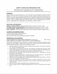 Cv Full Form Resume Resume Format For Medical Students Student Cv Residency 4 Peppapp