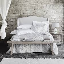 pimlico bed linen collection bed linen the white company uk