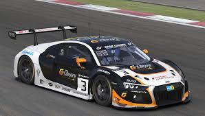 Audi R8 Lms - g drive racing audi r8 lms by javier m trading paints