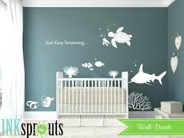 Turtle Nursery Decor Sea Turtle Nursery Decor Best Ideas On The Decal