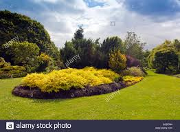 summer in the winter garden at sir harold hillier gardens romsey