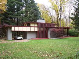 louis penfield house 1955 willoughby hills cleveland ohio