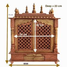 stunning designs of temples for homes wooden pictures decorating