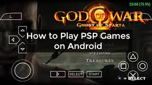 how to play on android how to play psp on android smoothly viral hax