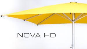 Instant Shade Awning Nova Hd Giant Telescopic Umbrella By Instant Shade Umbrellas Youtube