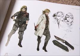 close up the art of metal gear solid v limited edition u2013 metal