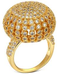 large gold rings images 9 beautiful big sized gold rings for men and women jpg