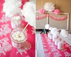 Ideas For Baby Shower Centerpieces For Tables by 36 Best Pink And Grey Baby Shower Images On Pinterest Baby