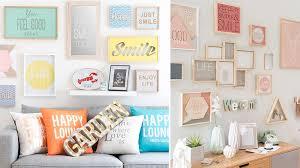 5 idées pour décorer les murs de la chambre
