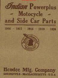 services manuals and parts lists