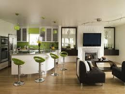 decoration salon cuisine chambre enfant deco cuisine ouverte inspirations avec idée cuisine