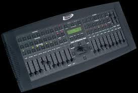 dmx light board controller american dj dmx operator pro hybrid lighting controller