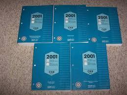 2001 chevy silverado 2500 truck shop service repair manual ls lt