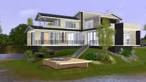 3 Story Houses by My Sims 3 Story