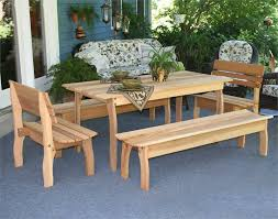 Patio Furniture Nashville by Cedar Outdoor Furniture Outdoorlivingdecor