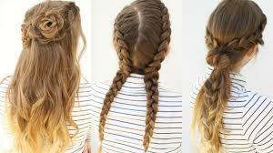hair tutorials for medium hair easy hairstyle tutorials for medium length hair 2017 hair