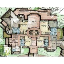 2 story 5 bedroom house plans lolek house plan 2 story 12048 square foot 5 bedroom 5 fu