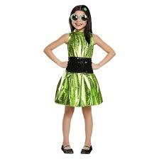 Target Girls Halloween Costumes Girls U0027 Powerpuff Buttercup Deluxe Costume Target
