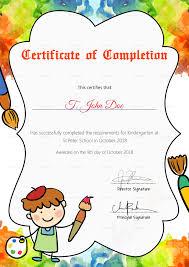 preschool certificates best solutions of printable preschool graduation certificate also