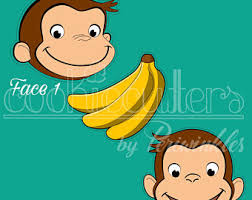 curious george candy etsy
