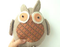 Owl Home Decor Owl Decoration Etsy