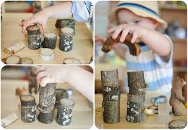 How Do You Make A Wooden Toy Chest by How To Make Waldorf Inspired Nature Blocks Diy Tutorial