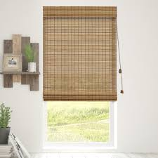 bamboo window shades indoor outdoor bamboo reed blinds roll up