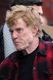 when did robert redford get red hair robert redford red checked shirt sundance film festival old 001