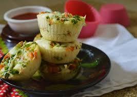 femina cuisine layered idli muffins recipe by femina sherif cookpad