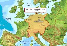 Holy Roman Empire Map The Reformation Classic History