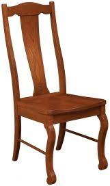 queen anne dining chairs countryside amish furniture