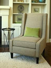 How To Decorate A Side Table by Add Nail Head Trim To Furniture Hgtv