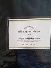 Ebay Pottery Barn Drapes Dupioni Silk Drapes Ebay