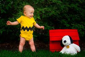 Charlie Brown Snoopy Halloween Costumes 5 Effort Halloween Costumes Lazy Babies Busy Moms