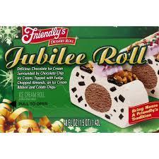 Jubilee Kitchen Wax Where To Buy by Friendly U0027s Jubilee Roll Ice Cream Dessert Roll 48 0 Fl Oz
