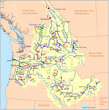 Montana River Map by File Columbia Dams Map Png Wikimedia Commons