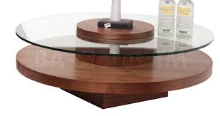 dining table with rotating revere coffee table 549 00 furniture store shipped free