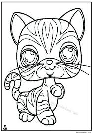 littlest petshop coloring pages free 15