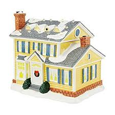 department 56 vacation lit griswold house