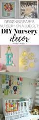 the 25 best diy projects the 25 best budget nursery ideas on pinterest nursery themes