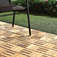 12 slat outdoor deck tiles u0026 planks you u0027ll love wayfair