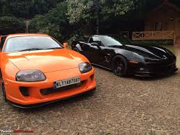 toyota my toyota my toyota supra 2jz candy orange team bhp