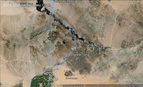 Lake Havasu Map Lake Havasu Air Balloon Trip Lake Havasu City Real Estate