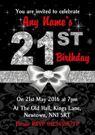 tips to create 21st birthday invitations amazing invitations cards