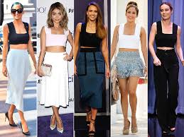 celebs love the alc ali top is it the best crop top ever