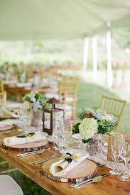 wedding table decor country wedding table decorations blomwedding
