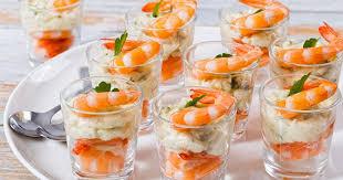 cuisine az verrines 15 verrines d été salées à picorer cuisine az