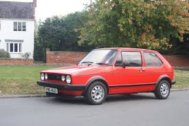 volkswagen valentines classic vw golf gti mk1 now available to hire great escape cars